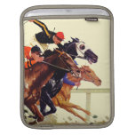 Thoroughbred Race Sleeves For iPads