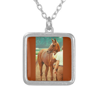 Thoroughbred Racehorse Affirmed 1978 Pendant