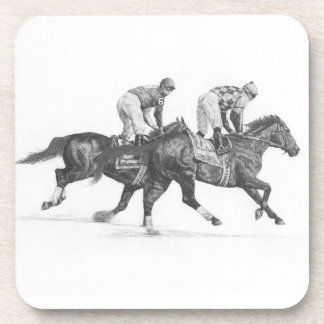 Thoroughbred Racehorse - Set of 6 Coasters