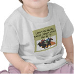 thoroughbred racing lovers t-shirts