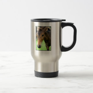 Thoroughbred Selections Stainless Travel Mug