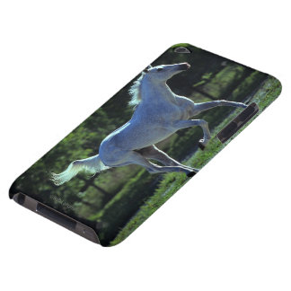 Thoroughbred Stallion Running iPod Touch Case