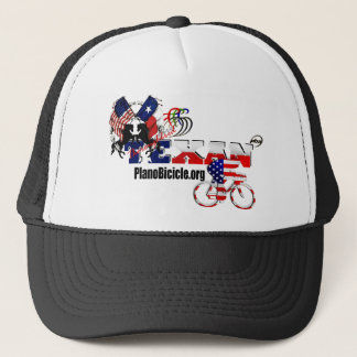 Thoroughbred Texan Cycling Truckers Hat