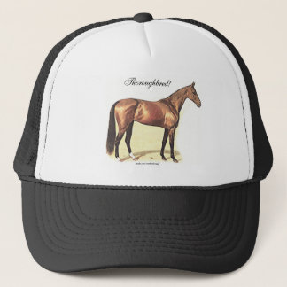 Thoroughbred Trucker Hat