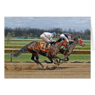 Thoroughbreds Close Race Card