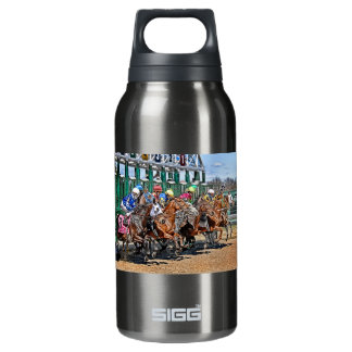Thoroughbreds Gate Insulated Water Bottle