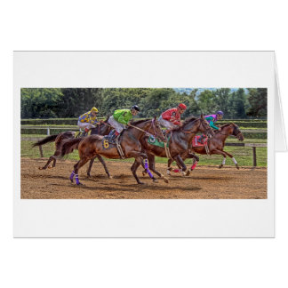 Thoroughbreds, Run Like The Wind Card