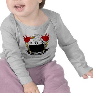 Thorowgood Family Crest Tee Shirts