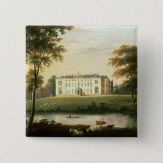 Thorp Perrow, Near Snape, Yorkshire Pinback Button