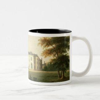 Thorp Perrow, Near Snape, Yorkshire Two-Tone Coffee Mug