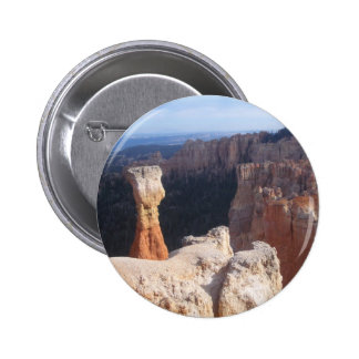 Thor's Hammer, Bryce Canyon Pinback Button