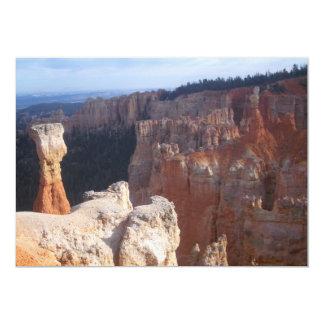 Thor's Hammer, Bryce Canyon Card
