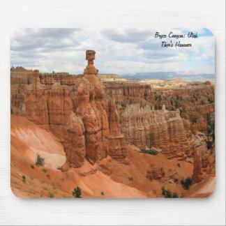 Thor's_Hammer_Bryce_Canyon_Utah, Estados Unidos Tapete De Ratón