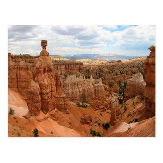 Thor's_Hammer_Bryce_Canyon_Utah, Estados Unidos Tarjetas Postales