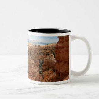 Thor's_Hammer_Bryce_Canyon_Utah, Estados Unidos Taza De Dos Tonos