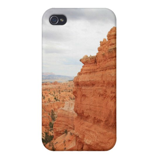 Thor's_Hammer_Bryce_Canyon_Utah, united States iPhone 4 Cover