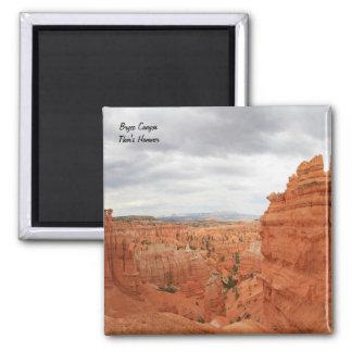 Thor's_Hammer_Bryce_Canyon_Utah, united States Fridge Magnet