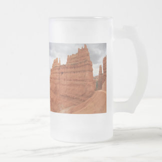 Thor's_Hammer_Bryce_Canyon_Utah, united States 16 Oz Frosted Glass Beer Mug