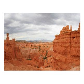 Thor's_Hammer_Bryce_Canyon_Utah, united States Postcard