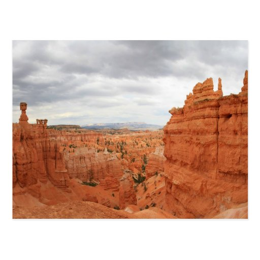 Thor's_Hammer_Bryce_Canyon_Utah, united States Postcard