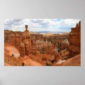 Thor's_Hammer_Bryce_Canyon_Utah, united States Print