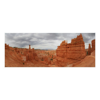 Thor's Hammer Bryce Canyon Utah united States Poster