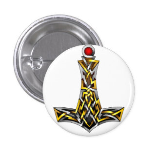 Thor's Hammer Pins