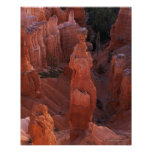 Thor's Hammer hoodoo on Navajo Trail Posters