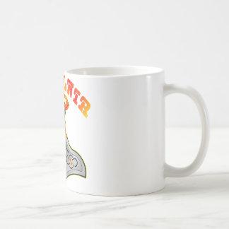 Thor's Hammer Mjollnir Coffee Mug