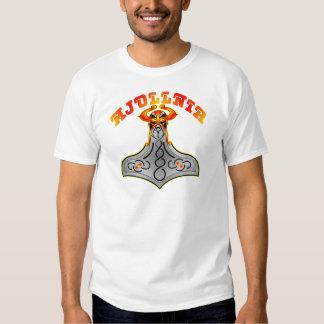 Thor's Hammer Mjollnir T-shirt