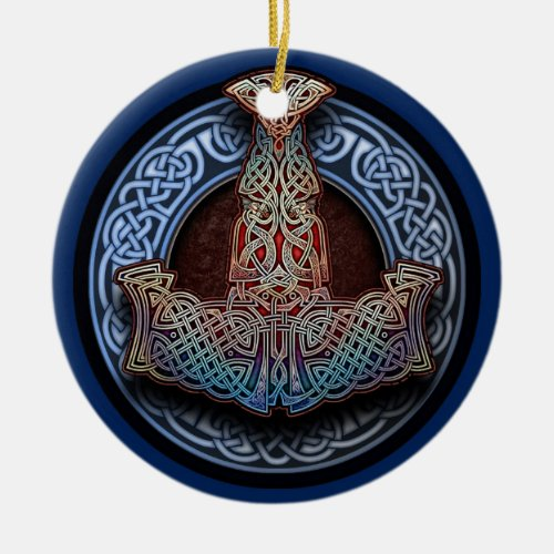 Thor's Hammer Pendant/Ornament