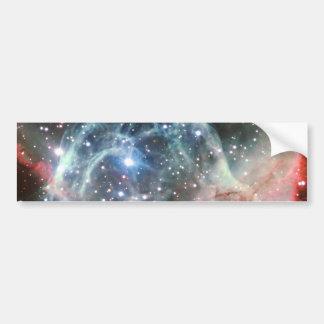 Thor's Helmet Nebula Space Bumper Stickers