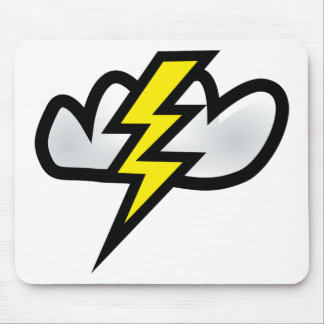 Thor's Thunder Mouse Pad
