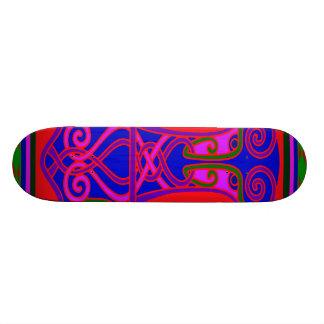 Thor's Viking Hammer Skateboard