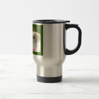 Those About To FLOCK...We Salute You! Travel Mug