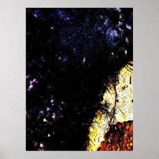 """Those Are Not Stars"" JTG Art Poster"