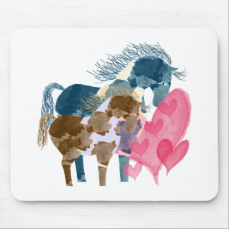 Those Colorful Pintos gifts Mouse Pad