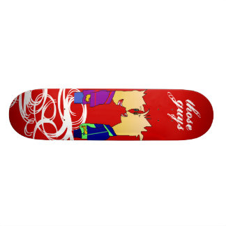 [ THOSE GUYS ] Skateboard Deck/Complete