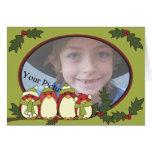 Those Holiday Birds Cards