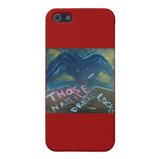 THOSE NATTY DREADLOCKS iPhone SE/5/5s CASE