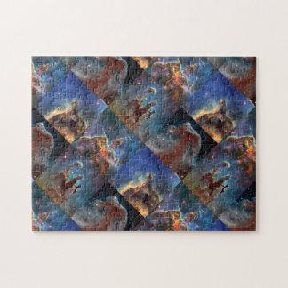 Those Remarkable Nebula Shapes Puzzle
