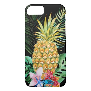 Beach Themed Those Summer Nights Iphone Case