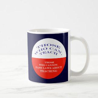 Those Who Can Coffee Mug