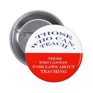 Those Who Can Pinback Button