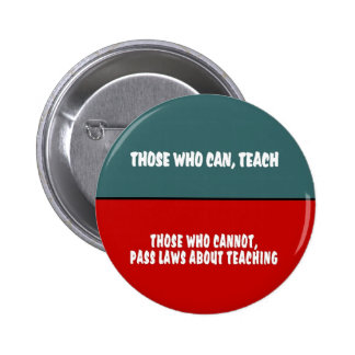 Those Who Can Teach Button
