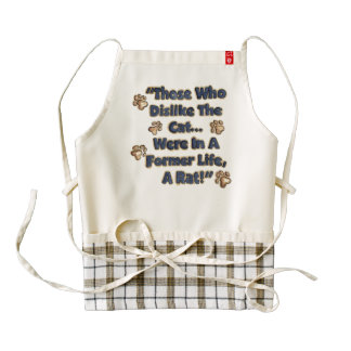 Those Who Dislike the Cat were a Rat Apron
