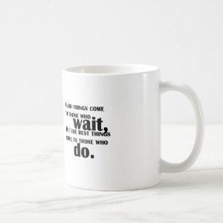 Those Who Do Coffee Mugs