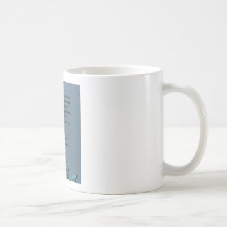 Those who surrender freedom for security... coffee mug