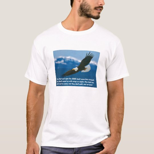 Those Who Wait On The Lord T-Shirt