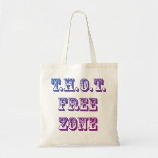THOT Free Zone Tote Bag